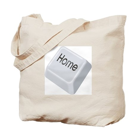 Home Key Tote Bag