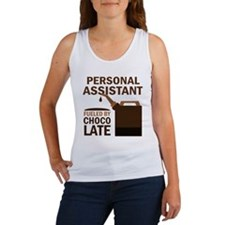 Funny Personal Assistant Women's Tank Top