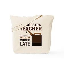 Funny Orchestra Teacher Tote Bag