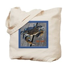 Ooh crab! Tote Bag