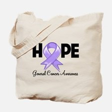 Hope General Cancer Tote Bag