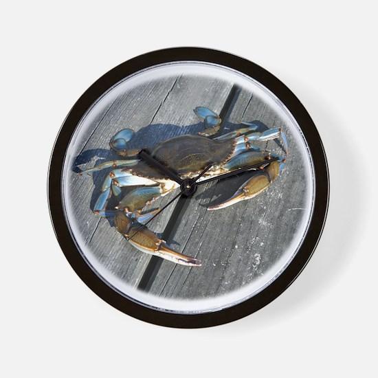 Ooh crab! Wall Clock