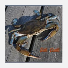 Ooh crab! Tile Coaster