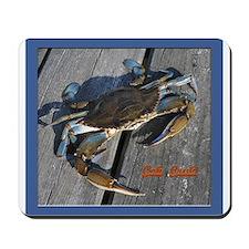 Ooh crab! Mousepad