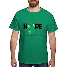 Hope Liver Cancer T-Shirt