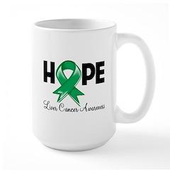 Hope Liver Cancer Mug