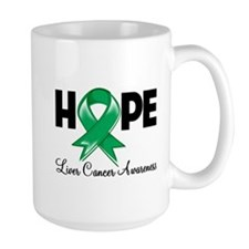 Hope Liver Cancer Mug