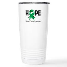 Hope Liver Cancer Travel Mug
