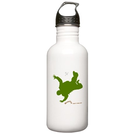Gravity Wear - Skydiving Stainless Water Bottle 1.