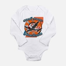 US Coast Guard Semper Paratus Long Sleeve Infant B