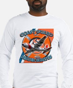 US Coast Guard Semper Paratus Long Sleeve T-Shirt