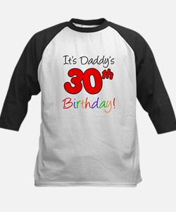 It's Daddy's 30th Birthday Tee