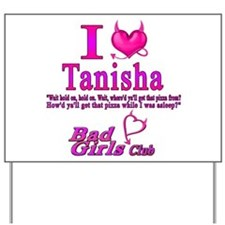 Best Seller Bad Girl's Club Yard Sign