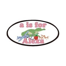 A is for Alexa Patches