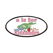 A is for Alexandra Patches