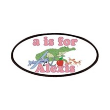 A is for Alexis Patches