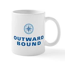 Outward Bound Compass Rose Mugs