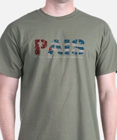 Men's Olive Colored T-Shirt