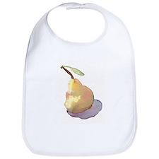 pear blush Bib