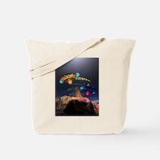 Encounters Tote Bag