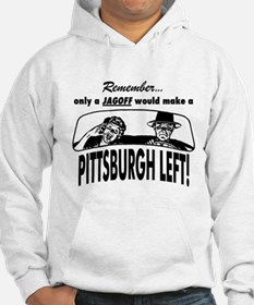The Pittsburgh Left Hoodie