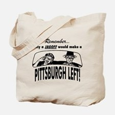 The Pittsburgh Left Tote Bag