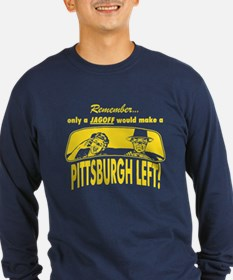 The Pittsburgh Left T