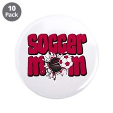 "Soccer Mom 3.5"" Button (10 pack)"