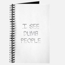 See Dumb People Journal