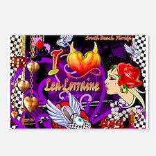 Best Seller Bad Girl's Club Postcards (Package of