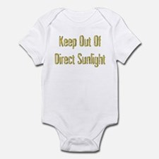 Direct Sunlight Infant Creeper