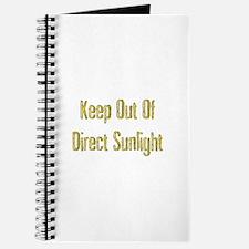 Direct Sunlight Journal