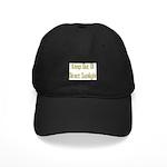 Direct Sunlight Black Cap