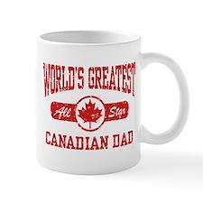 Canadian Dad Mug