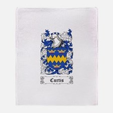 Curtis Throw Blanket