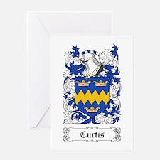 Curtis Greeting Card