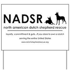 Nadsr Yard Sign