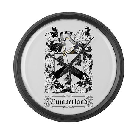 Cumberland Large Wall Clock