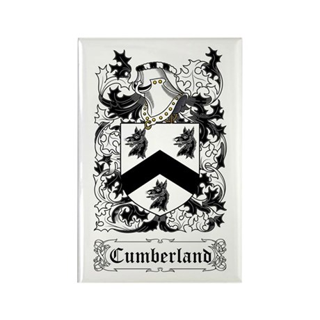 Cumberland Rectangle Magnet