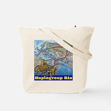 Unique Haplogroups Tote Bag