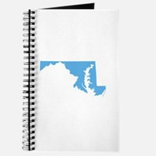 Baby Blue Maryland Journal