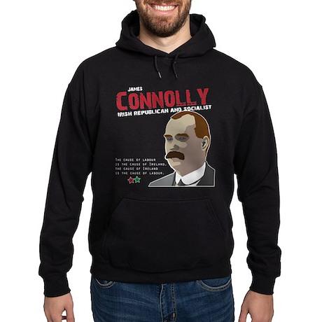 James Connolly t-shirts Hoodie (dark)
