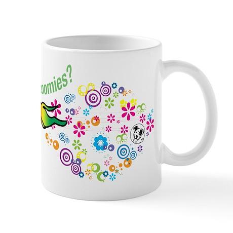 got zoomies? Mug