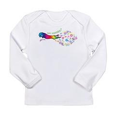 got zoomies? Long Sleeve Infant T-Shirt