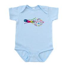 got zoomies? Infant Bodysuit