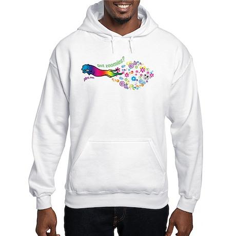 got zoomies? Hooded Sweatshirt