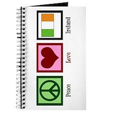 Peace Love Ireland Journal