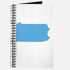 Baby Blue Pennsylvania Journal