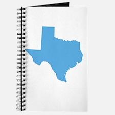 Baby Blue Texas Journal