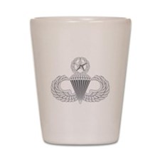 Airborne Master Shot Glass
